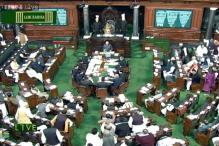 Congress left red-faced in Lok Sabha after MP Abhijeet Mukherjee speaks on wrong Bill