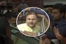 Calcutta HC orders house arrest for Saradha case accused Madan Mitra