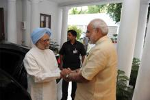 PMO refutes Rahul Gandhi's charges, claims Modi-Manmohan meet was merely a courtesy call