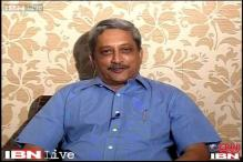 Manohar Parrikar underlines need for indigenous efforts in defence