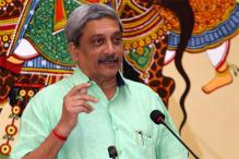 Will not speak to media for six months: Manohar Parrikar