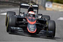 McLaren's tough season continues at Monaco Grand Prix