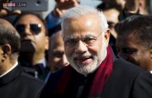 'We have everything to build a future of shared prosperity in Eurasia', says PM Modi