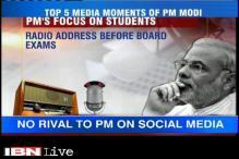 Watch: Top 5 media moments of media savvy Narendra Modi