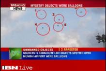 Unmanned objects spotted over Mumbai airport airspace were a bunch of balloons: sources