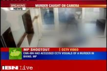 Caught on camera: One person shot dead at government hospital in MP