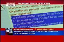 NABARD officer sends lewd messages to a female professional on LinkedIn, faces action