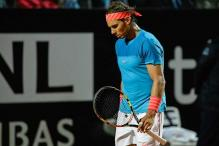 Rafael Nadal crashes out to Alexandr Dolgopolov at Queen's