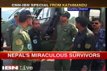 Miracle survivors: Stories that lift the spirit of quake-hit Nepal