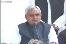 Nitish rakes up PM Modi's DNA remark in dying moments of campaign