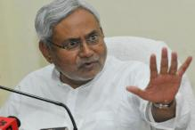 Nitish Kumar hits the campaign trail, asks voters to rely on a 'tried and tested person'