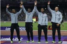 US relay team stripped of 2012 silver medals