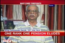 No One Rank One Pension'' for paramilitary forces, says government