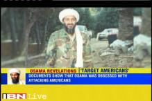 Osama bin Laden was obsessed with attacking Americans: documents