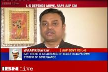 Absence of belief in AAP's own system of governance: Sambit Patra