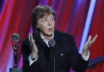 Paul McCartney says he's given up pot now that he's a granddad