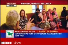 PDP's Nizamudin Bhat stirs controversy, tells women to seek help from Mirwaiz Umar Farooq