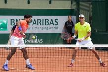 Paes-Nestor, Sania-Hingis enter third round of French Open