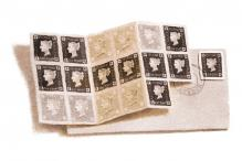 175th anniversary of the Penny Black stamp: What is a Penny Black stamp?