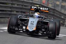 Force India's Perez brings home six points
