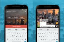 Periscope: Twitter launches video-streaming app for Android