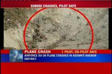 IAF Sukhoi SU-30 plane crashes in Assam, pilots safe