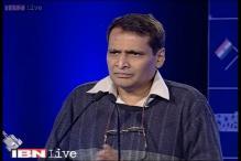 Suresh Prabhu explores ways to mobilise resources for railways