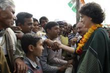 Priyanka Gandhi slams Smriti Irani, asks why no IIIT in Amethi yet ?