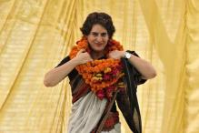 'Hame yahi rahne do', says Priyanka Gandhi on joining active politics