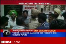 Punjab Minister kicks up controversy, calls death of Moga molestation victim god's will
