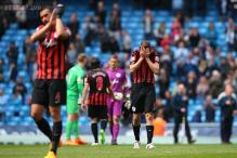 QPR relegated from Premier League after 6-0 loss at Manchester City