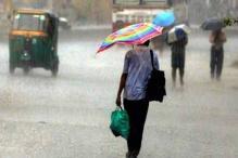 Heavy rains lash North India, bring respite from blistering heat