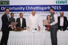 MAIT and CHiPS Sign MoU in Chhattisgarh Chief Minister Raman Singh's Presence