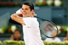 Milos Raonic to undergo surgery, out of Rome Masters