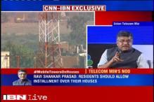 No danger of radiation from cellphone towers, says Ravi Shankar Prasad
