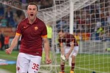 Roma back in 2nd after 2-1 win over Udinese in Serie A