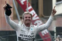 Formula One: Nico Rosberg is third time lucky in Monaco