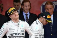 Lewis Hamilton ducks the parties as Nico Rosberg offers sympathy