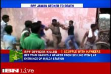 West Bengal: Angry hawkers stone RPF personnel to death in Malda