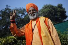 Ram temple will come up in Ayodhya with grand look: Sakshi Maharaj