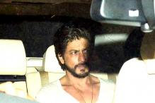Shah Rukh Khan visits Salman at his residence ahead of the judgement day
