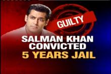 2002 Hit-and-run case: Salman Khan found guilty, sentenced to 5 years jail