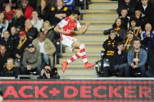 Alexis Sanchez nets twice as Arsenal beat Hull City 3-1 in Premier League