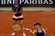 Sania Mirza-Martina Hingis lose Rome Masters final