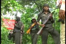 Naxal held in Chhattisgarh's Bijapur district