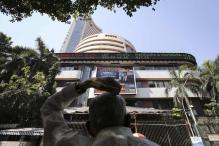 Sensex sinks 258 points on parliament logjam