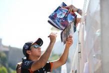F1: Force India's Sergio Perez to start 7th at Monaco GP