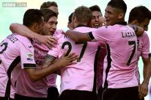 Fiorentina win 3-2 at Palermo to qualify for Europa League