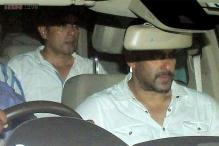 Rani Mukerji, Sonakshi Sinha, Bipasha Basu and others visit Salman Khan's house