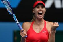 Maria Sharapova advances. Marin Cilic loses in Italian Open